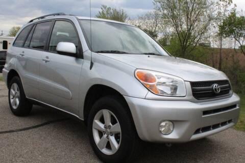 2005 Toyota RAV4 for sale at S & L Auto Sales in Grand Rapids MI