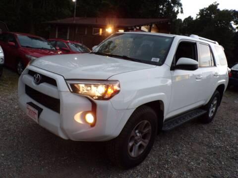 2014 Toyota 4Runner for sale at Select Cars Of Thornburg in Fredericksburg VA