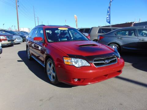 2006 Subaru Legacy for sale at Avalanche Auto Sales in Denver CO