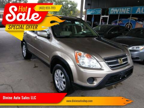 2006 Honda CR-V for sale at Divine Auto Sales LLC in Omaha NE