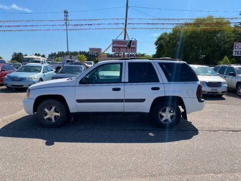 2005 Chevrolet TrailBlazer for sale at Affordable 4 All Auto Sales in Elk River MN