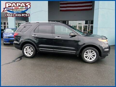 2012 Ford Explorer for sale at Papas Chrysler Dodge Jeep Ram in New Britain CT
