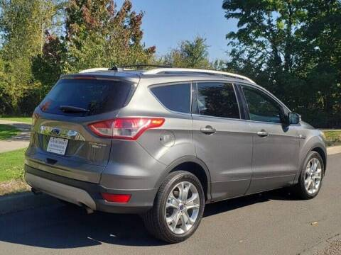 2014 Ford Escape for sale at CLEAR CHOICE AUTOMOTIVE in Milwaukie OR