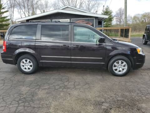 2010 Chrysler Town and Country for sale at Drive Motor Sales in Ionia MI