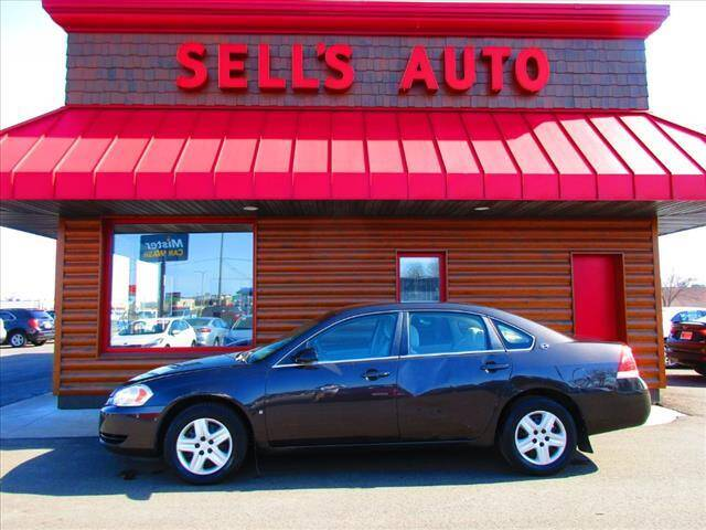 2008 Chevrolet Impala for sale at Sells Auto INC in Saint Cloud MN