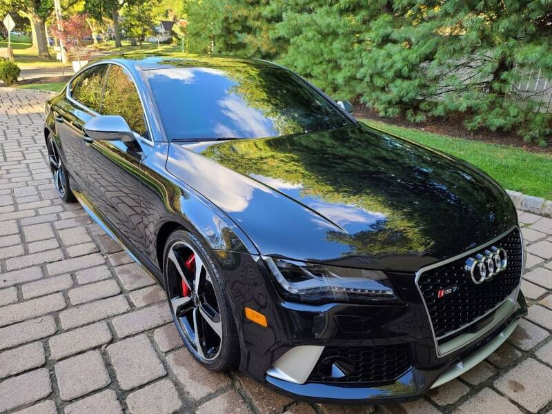 2015 Audi RS 7 for sale at Car Complex in Linden NJ