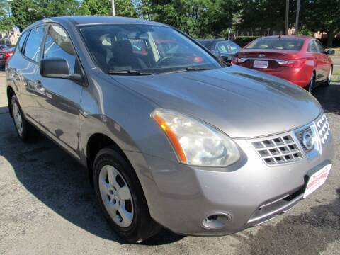 2008 Nissan Rogue for sale at St. Mary Auto Sales in Hilliard OH