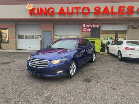 2015 Ford Taurus for sale at KING AUTO SALES  II in Detroit MI