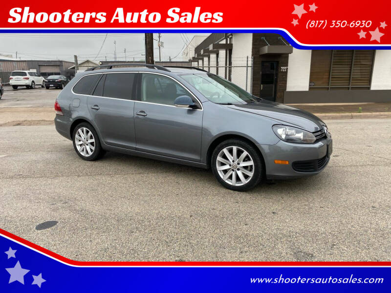 2013 Volkswagen Jetta for sale at Shooters Auto Sales in Fort Worth TX