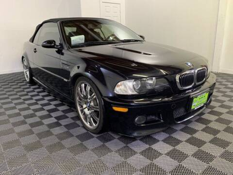 2006 BMW M3 for sale at Sunset Auto Wholesale in Tacoma WA