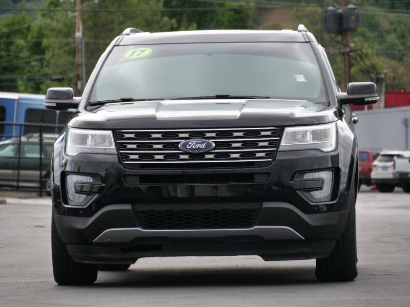 2017 Ford Explorer for sale at CLINT NEWELL USED CARS in Roseburg OR