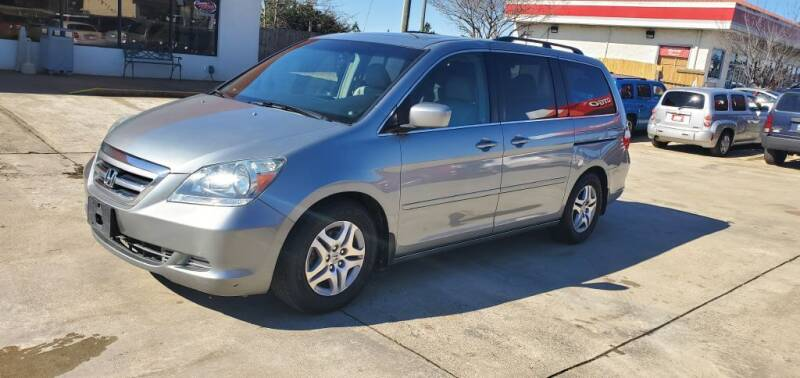 2006 Honda Odyssey for sale at Select Auto Sales in Hephzibah GA