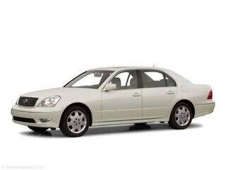 2001 Lexus LS 430 for sale at Griffin Mitsubishi in Monroe NC