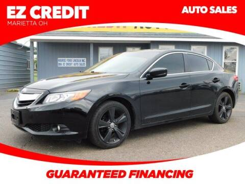 2013 Acura ILX for sale at Pioneer Family preowned autos in Williamstown WV