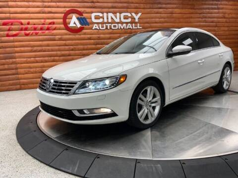 2014 Volkswagen CC for sale at Dixie Motors in Fairfield OH