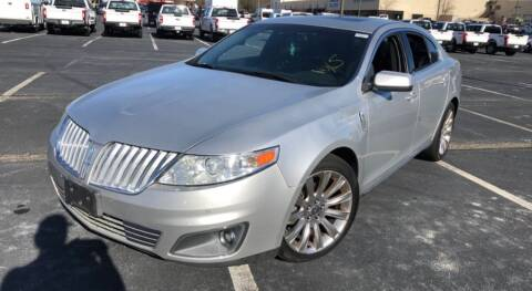 2009 Lincoln MKS for sale at DON BAILEY AUTO SALES in Phenix City AL
