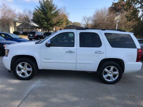 2007 Chevrolet Tahoe for sale at 6th Street Auto Sales in Marshalltown IA