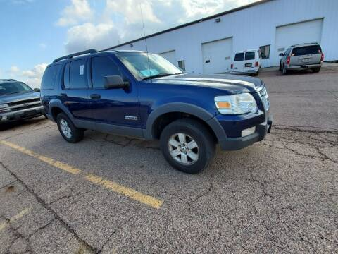 2006 Ford Explorer for sale at Geareys Auto Sales of Sioux Falls, LLC in Sioux Falls SD