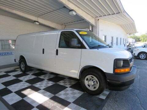 2017 Chevrolet Express Cargo for sale at McLaughlin Ford in Sumter SC
