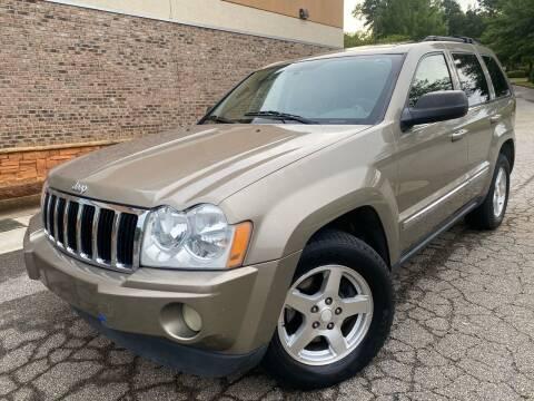 2005 Jeep Grand Cherokee for sale at Gwinnett Luxury Motors in Buford GA