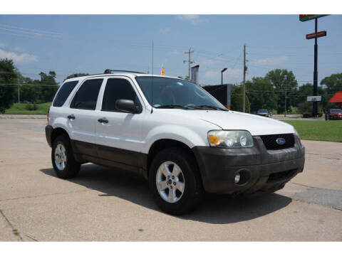 2007 Ford Escape for sale at Sand Springs Auto Source in Sand Springs OK