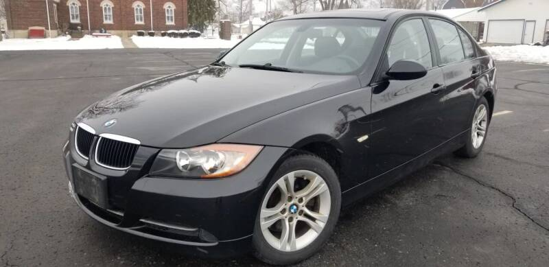 2008 BMW 3 Series for sale at Sinclair Auto Inc. in Pendleton IN