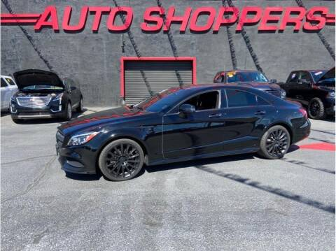 2015 Mercedes-Benz CLS for sale at AUTO SHOPPERS LLC in Yakima WA