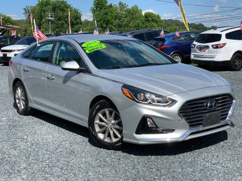 2018 Hyundai Sonata for sale at A&M Auto Sales in Edgewood MD