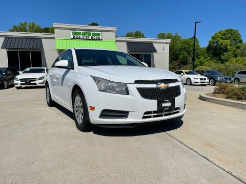 2011 Chevrolet Cruze for sale at Cross Motor Group in Rock Hill SC