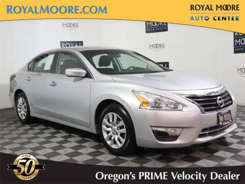 2015 Nissan Altima for sale at Royal Moore Custom Finance in Hillsboro OR