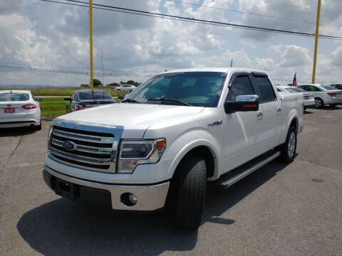 2013 Ford F-150 for sale at Space & Rocket Auto Sales in Meridianville AL