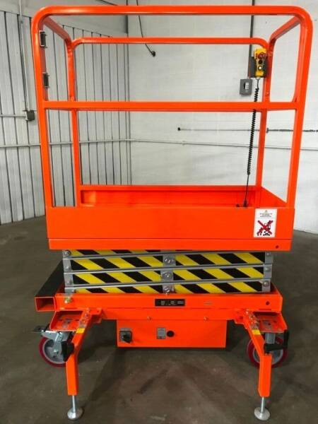 2020 Scissor Lift Man Lift Sky Lift 16ft for sale at Kamran Auto Exchange Inc in Chicago IL