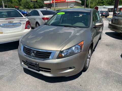 2010 Honda Accord for sale at Credit Connection Auto Sales Dover in Dover PA