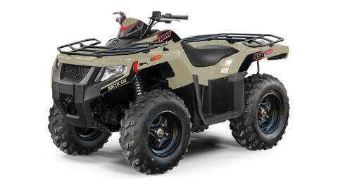 2022 Arctic Cat Alterra 450 for sale at Champlain Valley MotorSports in Cornwall VT