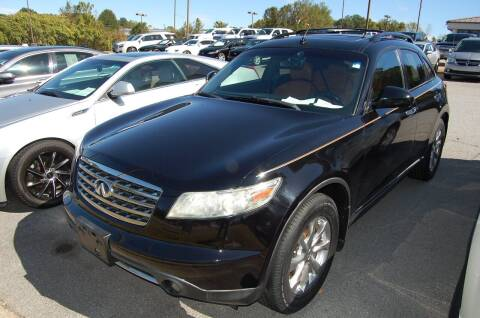 2008 Infiniti FX35 for sale at Modern Motors - Thomasville INC in Thomasville NC