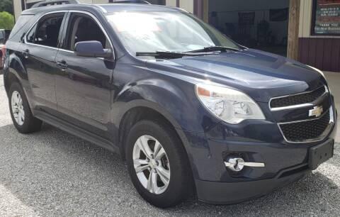 2015 Chevrolet Equinox for sale at COOPER AUTO SALES in Oneida TN