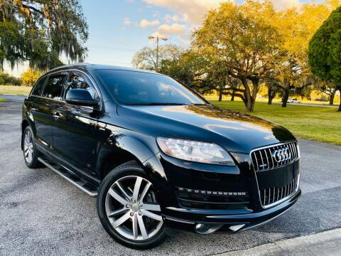 2014 Audi Q7 for sale at FLORIDA MIDO MOTORS INC in Tampa FL