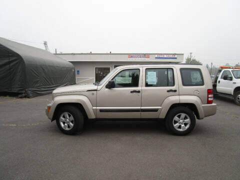 2011 Jeep Liberty for sale at Miller's Economy Auto in Redmond OR