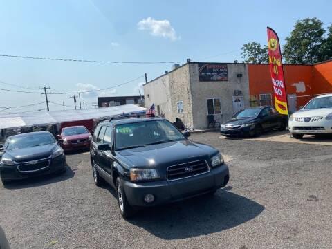 2005 Subaru Forester for sale at Impressive Auto Sales in Philadelphia PA