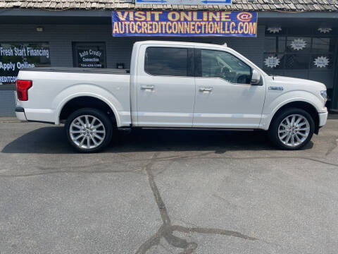 2019 Ford F-150 for sale at Auto Credit Connection LLC in Uniontown PA