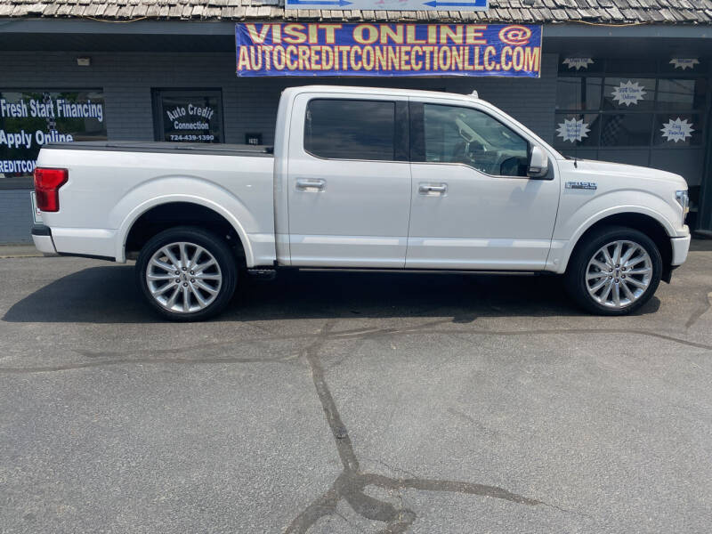 2019 Ford F-150 for sale in Uniontown, PA