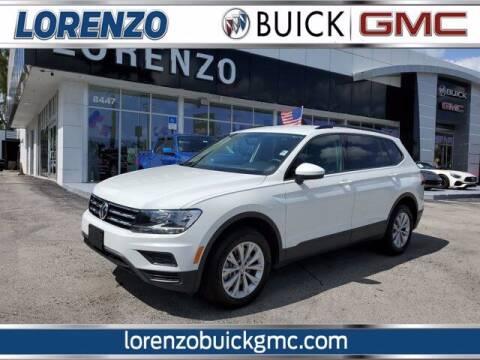 2020 Volkswagen Tiguan for sale at Lorenzo Buick GMC in Miami FL
