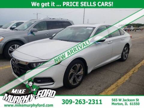 2018 Honda Accord for sale at Mike Murphy Ford in Morton IL