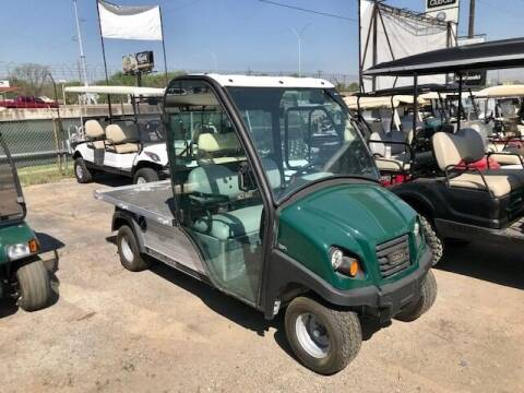2018 Club Car Carryall 700 EFI Gas Flatbed for sale at METRO GOLF CARS INC in Fort Worth TX