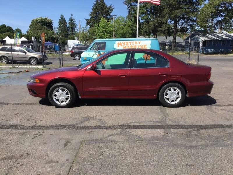 2003 Mitsubishi Galant for sale at Longoria Motors in Portland OR