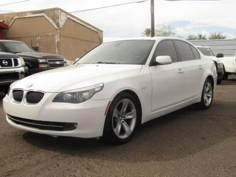 2008 BMW 5 Series for sale at Van Buren Motors in Phoenix AZ