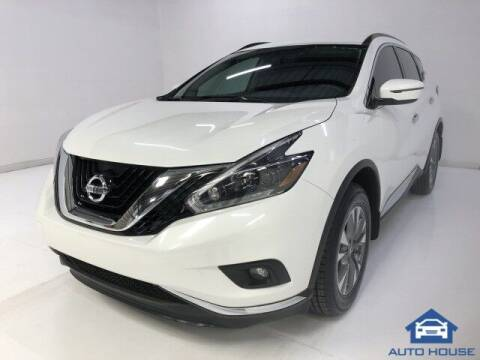 2018 Nissan Murano for sale at Autos by Jeff in Peoria AZ