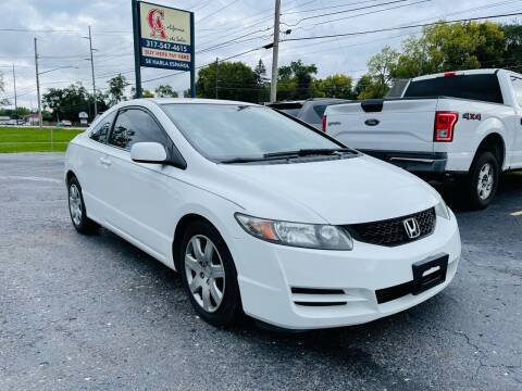2011 Honda Civic for sale at California Auto Sales in Indianapolis IN