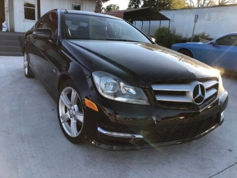 2012 Mercedes-Benz C-Class for sale at Empire Automotive Group Inc. in Orlando FL