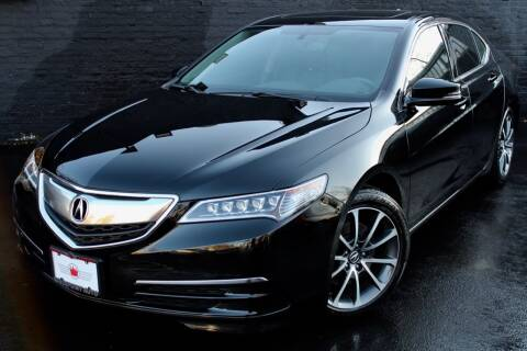 2016 Acura TLX for sale at Kings Point Auto in Great Neck NY